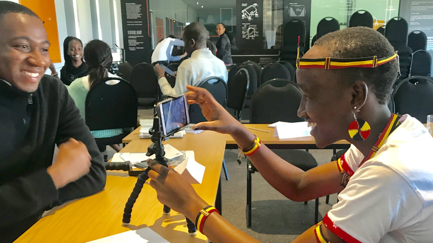 Sub-Saharan Africa: Digital storytelling for Generation 2030